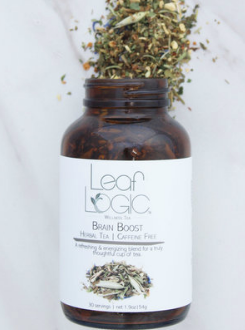 Leaf Logic - Brain Boost