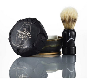 The Immaculate Shaving Soap