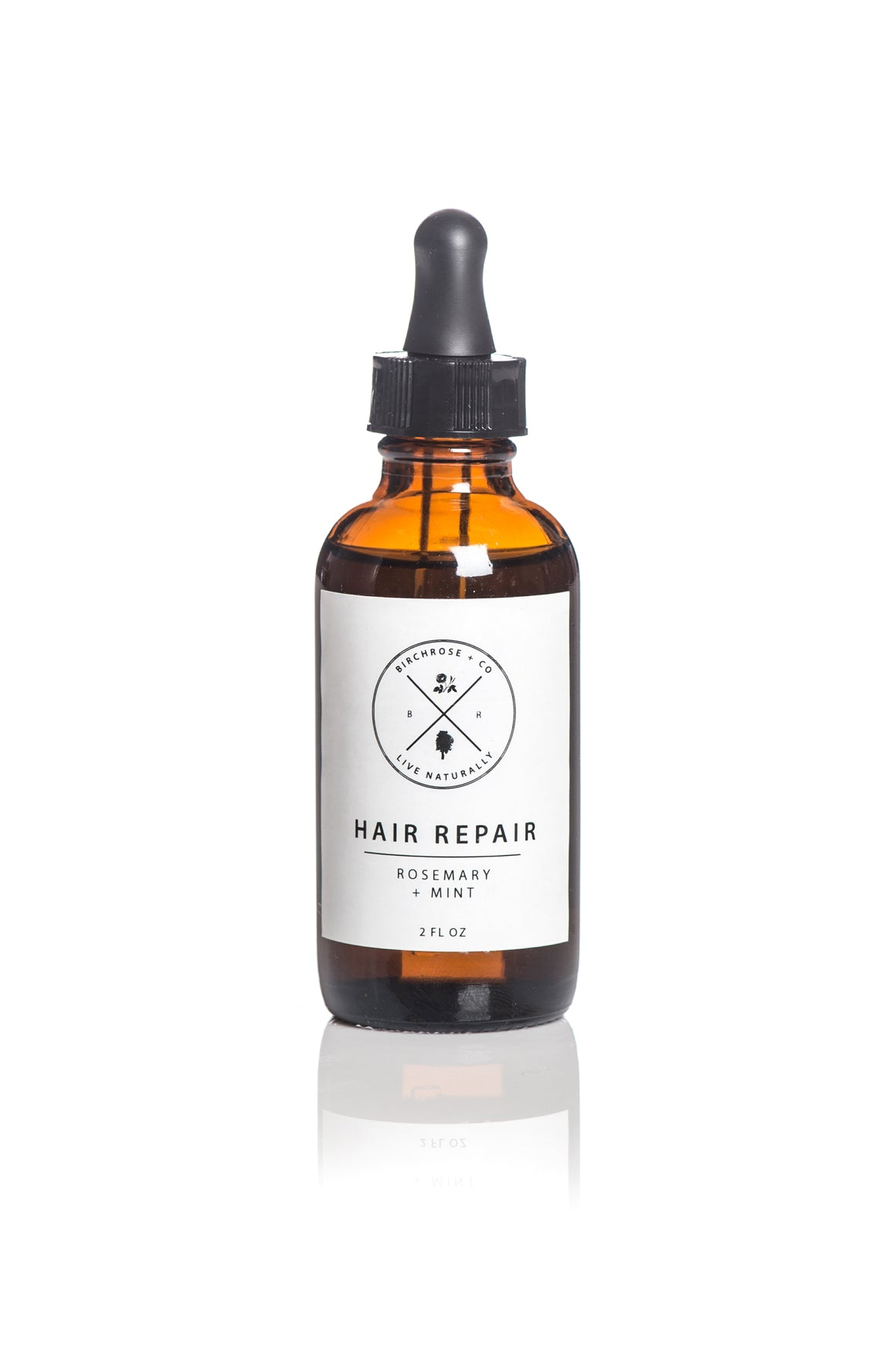 Birchrose + Co. - Hair Repair - Rosemary + Mint