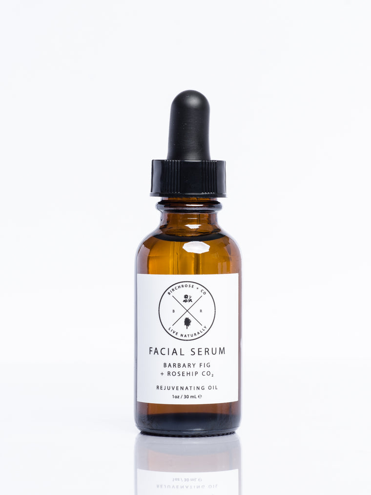 Birchrose + Co. - Facial Serum - Barbary Fig + Rosehip C02
