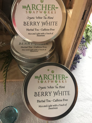 Herbal Tea Berry White