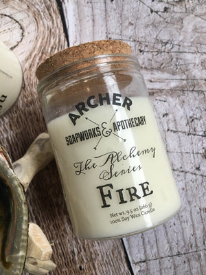 The Alchemy Series Soy Candles