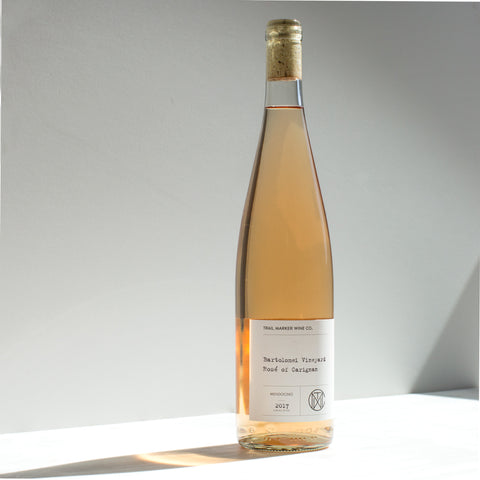 2019 Bartolomei Vineyard rosé of Carignan