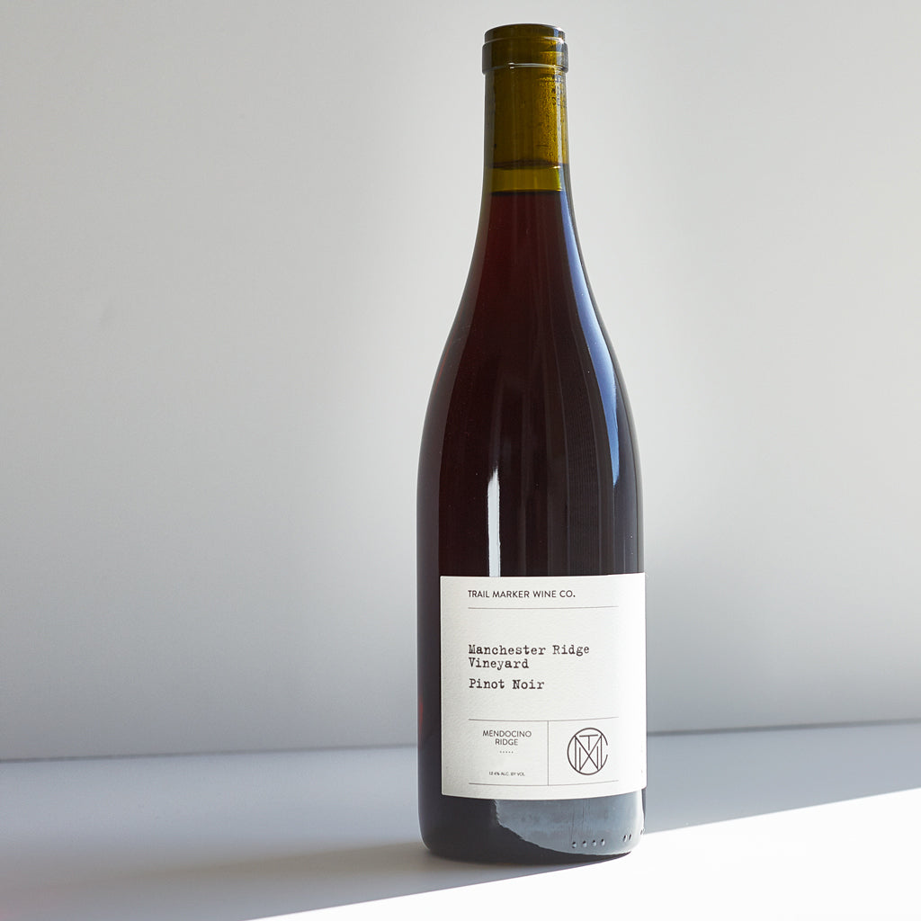 2018 Manchester Ridge Vineyard Pinot Noir