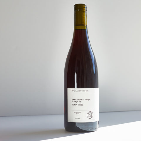 2017 Manchester Ridge Vineyard Pinot Noir