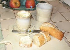 French Butter Dishes