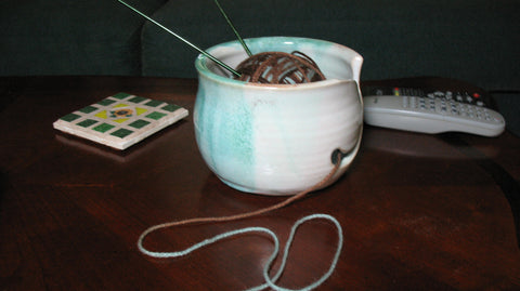 Yarn Bowl in Sandy Shores