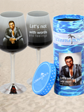 Sebastian wine glass