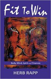 2109 - Fit to Win by Herb Rapp  NEW!