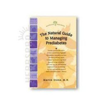 2127 Natural Guide to Managing Prediabetes by Martin Stone