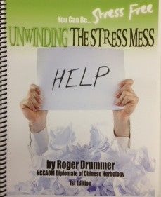 1184 - Understanding the Stress Mess by Roger Drummer  NEW!