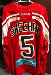 2011/2012 Red Warmup Jersey