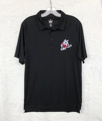 Men's Black Golf Shirt
