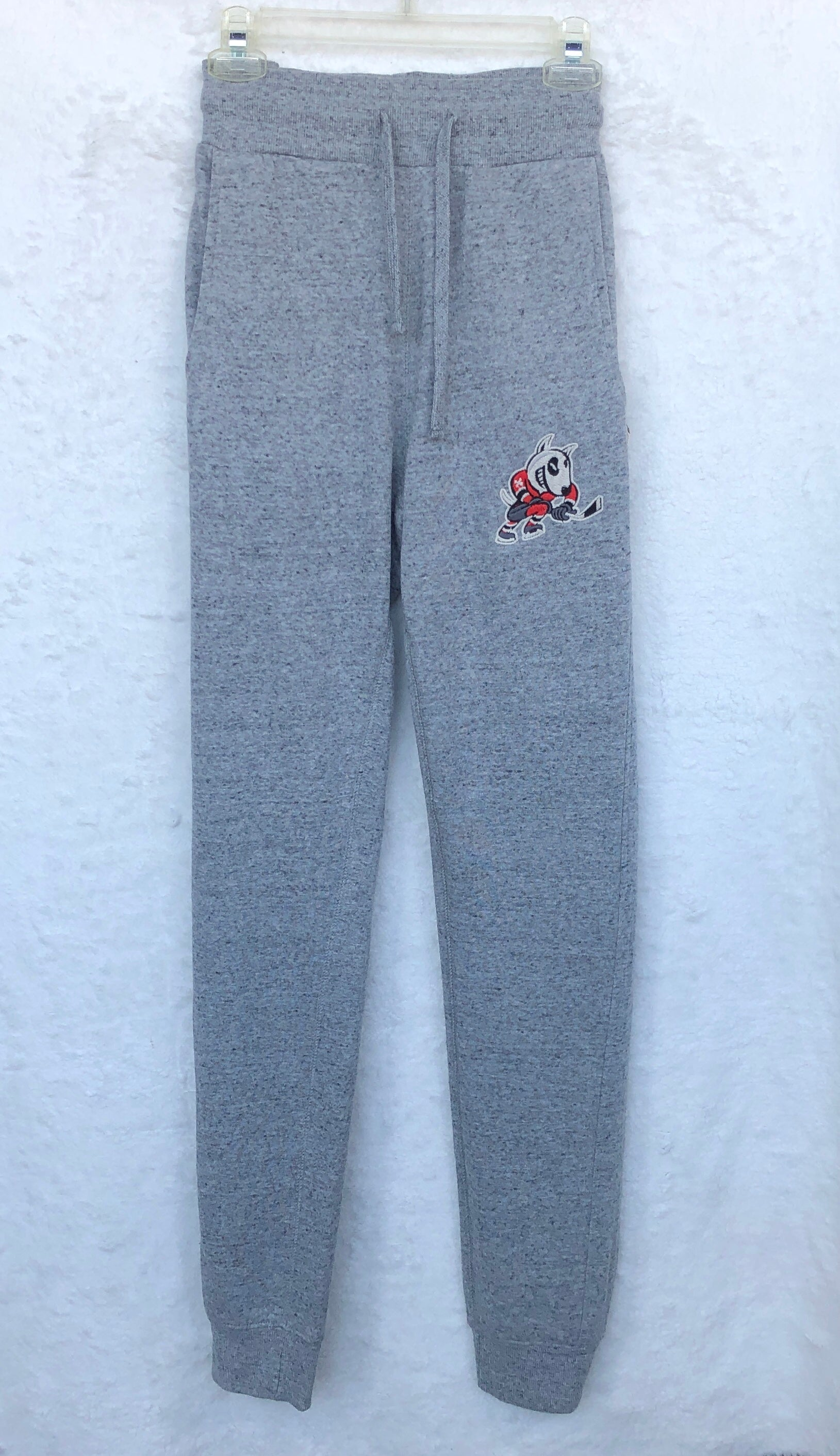 Adult Heather Grey CC Sweatpants