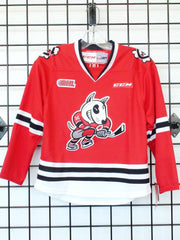 Niagara IceDogs Current Season Youth Jerseys