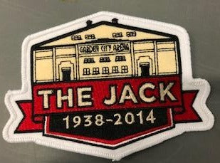 """The Jack 1938-2014"" Patch"
