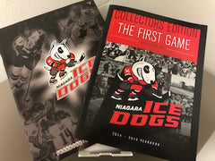 Collector's Edition Inaugural Season Yearbooks