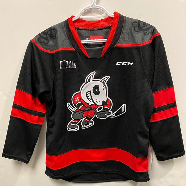 *NEW* YOUTH Third Jersey (Black CCM)