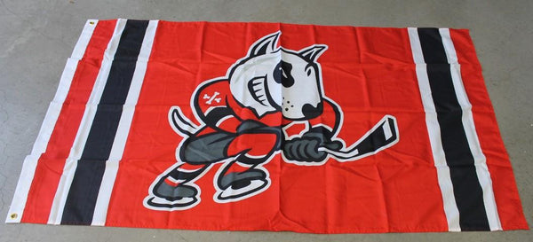IceDogs Flag