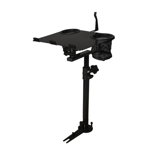 AA Products Adjustable Car Laptop Mount Truck Vehicle Notebook Stand Holder With Non-Drilling Bracket (K005-B1) - AA Products Inc