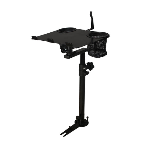 AA Products Adjustable Car Laptop Mount Truck Vehicle Notebook Stand Holder With Non-Drilling Bracket (K005-B1)
