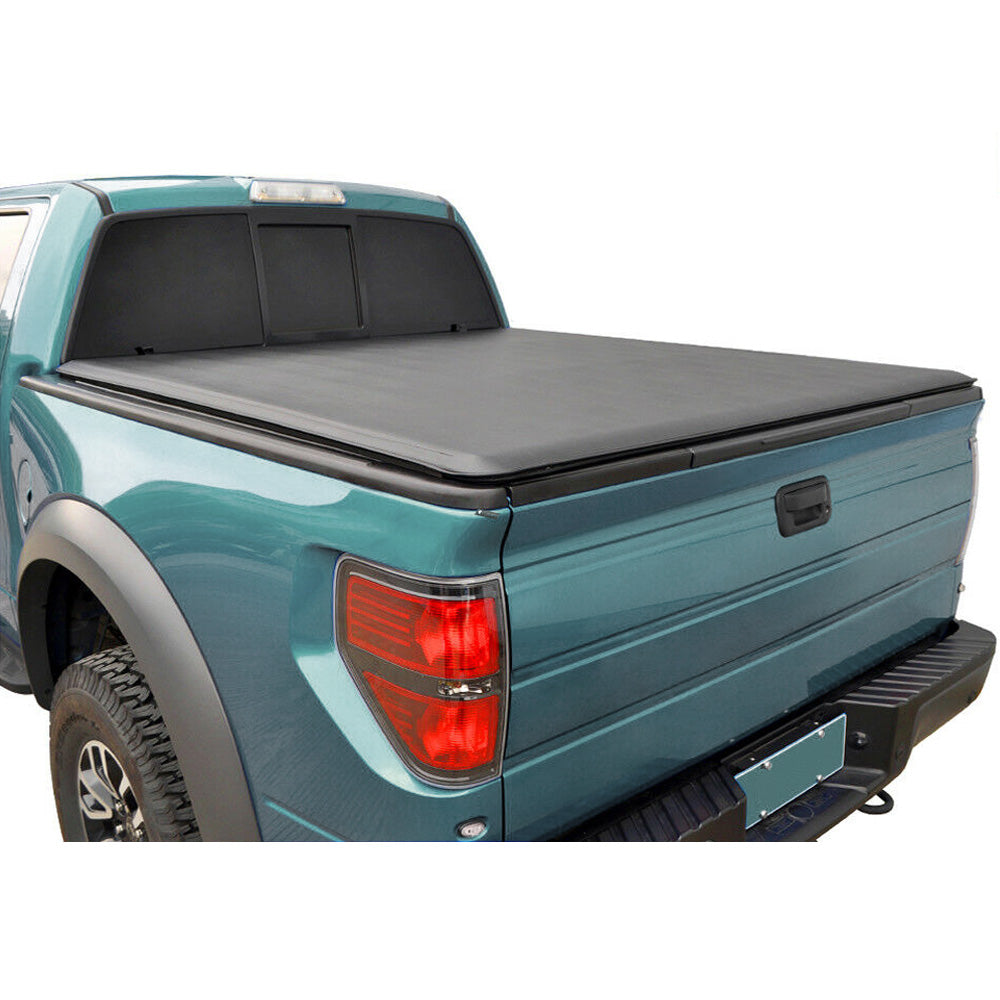 Aa Products Soft Roll Up Truck Bed Tonneau Cover Works With 2014 2018 Silverado Sierra 1500 2019 Silverado Legacy Sierra Limited Fits 5 8 Bed Tc Ro Cs Gs1500 5 8 14 19 Aa Products Inc