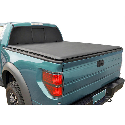 AA Products Soft Roll Up Truck Bed Tonneau Cover Works with 2014-2018 Silverado/Sierra 1500, 2019 Silverado Legacy/Sierra Limited | Fits 5.8' Bed (TC-RO-CS/GS1500-5.8(14-19) - AA Products Inc