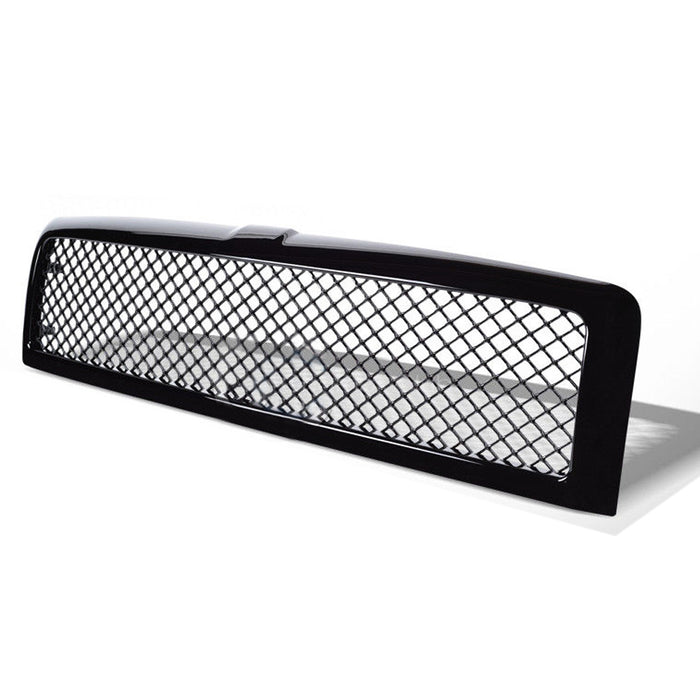 1994-2001 Dodge Ram Front Grille (FG-RAM(94-01)-01-BLK) - AA Products Inc