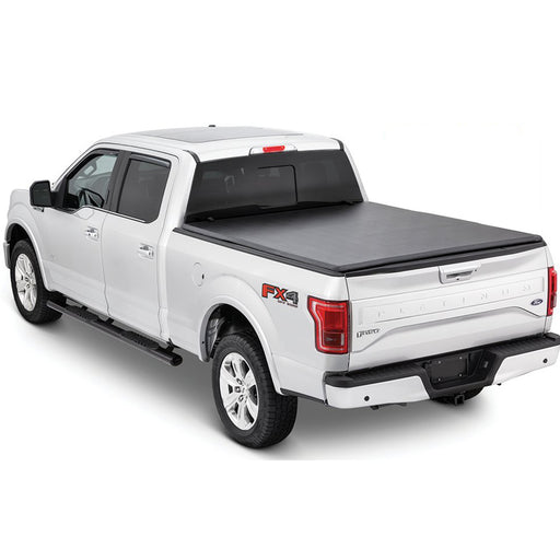 AA Products Soft Tri-Fold Truck Bed Tonneau Cover Compatible Ford F-150 (Excl. Raptor Series) 2009 up to 2014 | Fits 5.5' Bed 6.5' Bed (TC-ST-F150(09-14) - AA Products Inc
