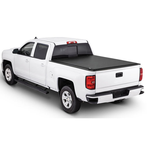 AA Products Soft Roll Up Truck Bed Tonneau Cover Compatible Ford F-150 2015 up to 2019 | Fits 5.5' Bed 6.5' Bed (TC-RO-F150(15-18) - AA Products Inc