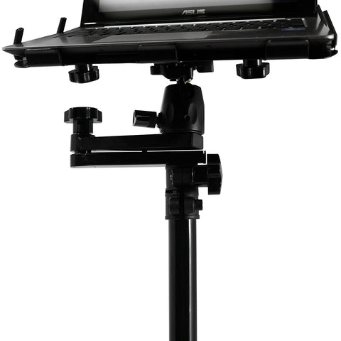 AA-Products: Car Vehicle Computer Tablet Mount Stand Desk with Adjustable Laptop Mount Ball-Head (K002-A)