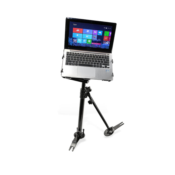 AA-Products: Laptop Computers Mount Stand Holder (with SUPPORTING ARM) for Car/Truck/Vehicle (K002-B) - AA Products Inc