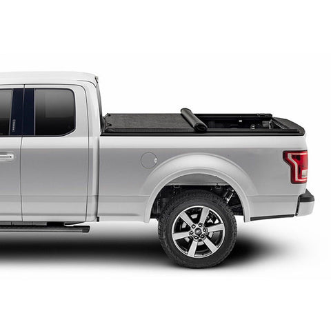 AA Products Soft Roll Up Truck Bed Tonneau Cover Compatible Toyota Tundra 2014 up to 2019 | Fits 5.5' Bed 6.5' Bed (TC-RO-TD(14-18) - AA Products Inc