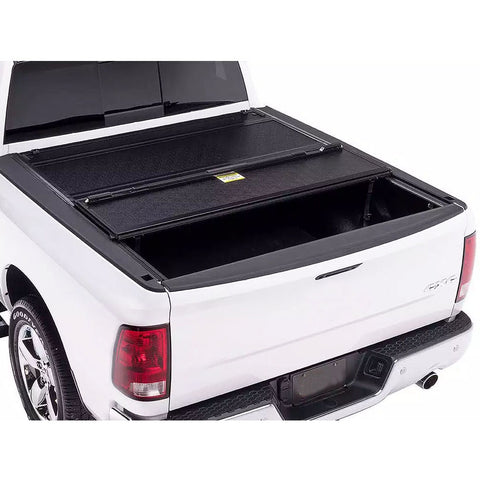 AA Products Ultra Flex Hard Folding Truck Bed Tonneau Cover Works with 2002-2019 Ram 1500 (2019 Classic ONLY); 2003-2018 Ram 2500 3500 | Fits 6.5' Bed | Without Ram Box (TC-HF-RAM-6.5(02-18) - AA Products Inc