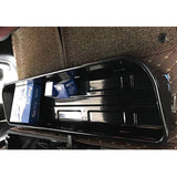 AA Products Black ABS Alloy Under Seat Storage Box Fits 2015-2018 Ford F150 4DR (USSB-F150(15-18)-01-BLK) - AA Products Inc
