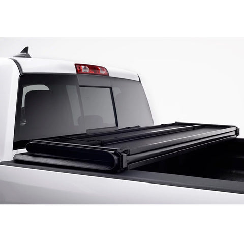 AA Products Soft Tri-Fold Truck Bed Tonneau Cover Works with 2002-2019 Ram 1500 (2019 Classic ONLY); 2003-2018 Ram 2500 3500 | Fits 6.5' Bed | Without Ram Box (TC-ST-RAM-6.5(02-18) - AA Products Inc