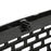 AA Products 2009-2014 Ford F150 Raptor Square Mesh Style Front Grill Upper Grille ABS Replacement Gloss Black (FG-F150(09-14)-03-BLK) - AA