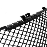 AA Products 2002-2006 Cadillac Escalade Luxury Sport Mesh ABS Replacement Front Grille with Shell (FG-CE(02-06)-01-BLK)