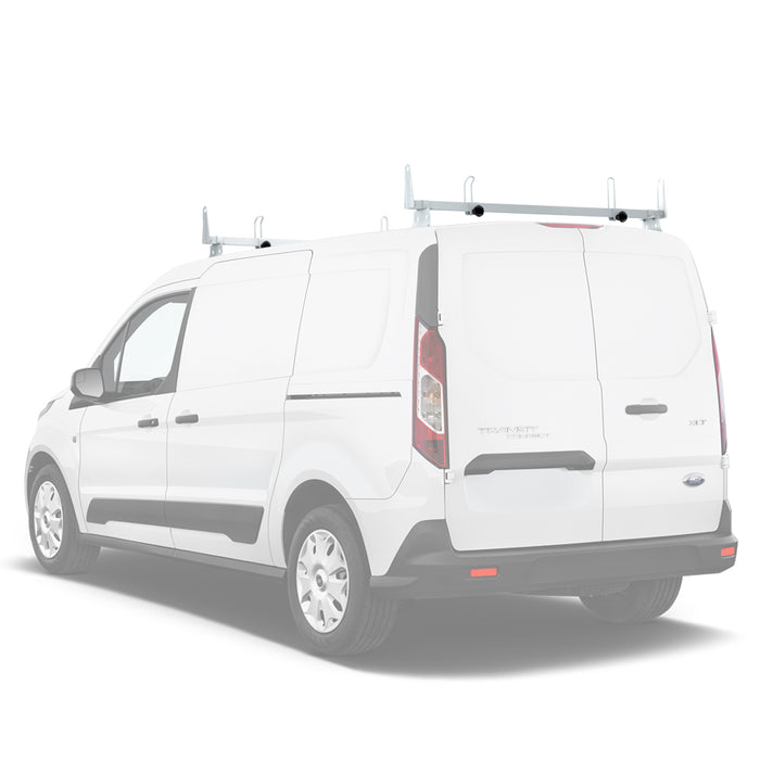 AA-Racks Cargo Van Top Ladder Roof Racks Steel Fits for Ford Transit Connect 2014-Newer (X202-TR(CN)) - AA Products Inc