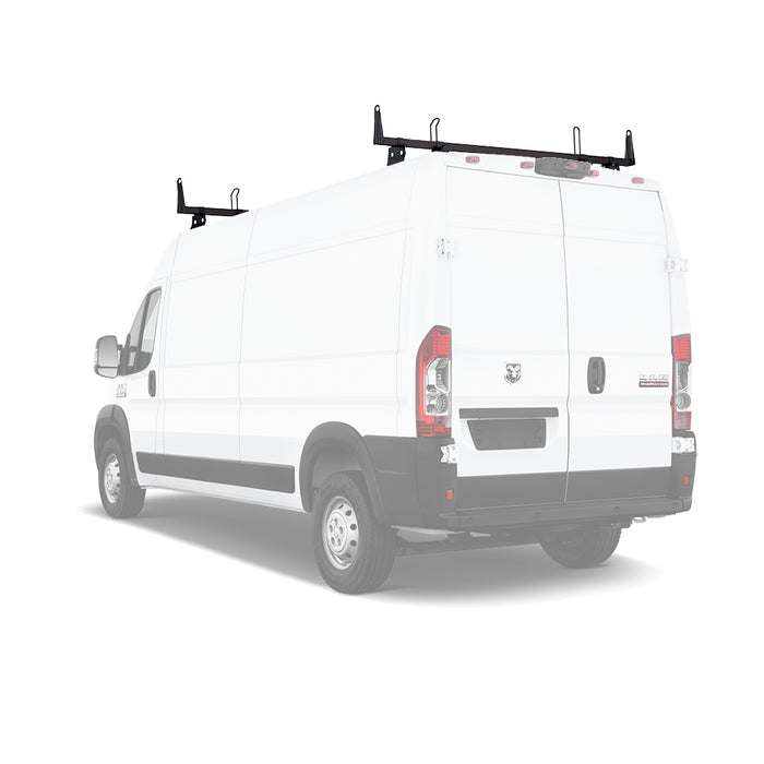 AA-Racks Van Ladder Roof Racks 72'' Cross Bar Heavy Duty Steel Fits for RAM ProMaster 2013-On (X202-PR) - AA Products Inc