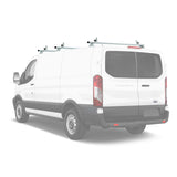 AA-Racks Aluminum Van Ladder Roof Racks System Cargo Carrier (Fits: Transit 2015-On) (AX312-TR)