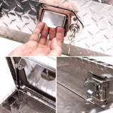 AA Products Universal Fitment Truck Side Mount Tool Box Aluminum Truck Tool Storage (STB) - AA Products Inc
