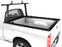 AA-Racks Universal No Drill Aluminum Ladder Rack Single Bar Pickup Truck Racks Lumber Kayak Utility - (APX25-A) - AA Products Inc