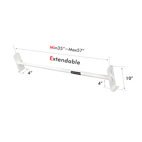 AA-Racks Universal Pickup Truck Rack Cap & Topper Camper Shell Van Roof Ladder Rack Adjustable Steel (DX36-Camper) - AA Products Inc