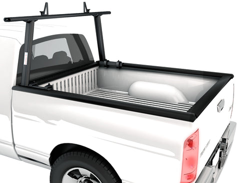 AA-Racks Removable Rear Crossbar Pallet Access – Black