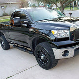 "AA Products Running Boards Compatible Toyota Tundra Regular Cab 2007-2018 5"" Side Steps Rail 