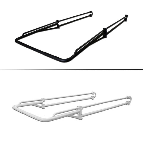 AA-Racks Adjustable Side bar with 55'' Long Over Cab. Extension for Basic 2 Bar Pickup Truck Rack -  (P39-LC-BX2) - AA Products Inc