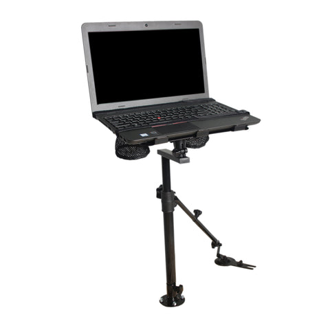Car Laptop Mount Truck Vehicle Notebook Stand Holder With Supporting Arm Kit (K005-B2) - AA Products Inc