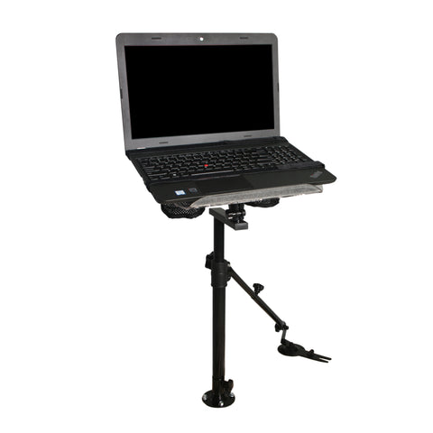 AA Products Auto Laptop Mount Truck Vehicle Netbook Stand Holder With Supporting Arm Kit