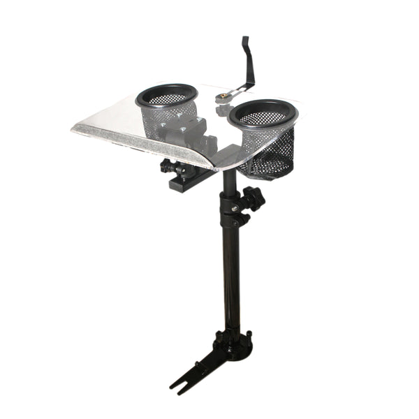 AA Products Auto Laptop Mount Truck Vehicle Netbook Stand Holder With Non-Drilling Bracket (K005-A1)